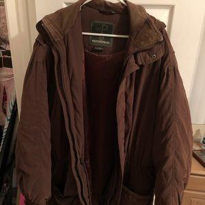 Oversized Weatherproof Jacket